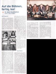 Marburger Express, Ausgabe 09/13 (Autor: Michael Arlt)