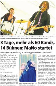 Oberhessische Presse, 07.03.2013 (Autor: Carsten Beckmann)