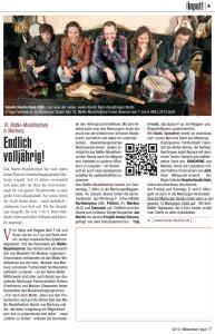 Wildwechsel, Ausgabe 02/13 (Autorin: Victoria Stauß)