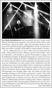 Hermannstädter Zeitung, 28.03.2014 (Autorin: Beatrice Ungar)