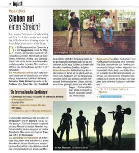 Wildwechsel, 03/2014 (Autor: Steffen Dittmar)
