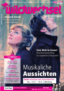 Wildwechsel, 03/2015 (Cover)