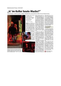 Oberhessische Presse (15.03.2017)